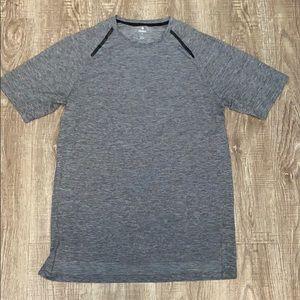 Apana Yoga Mens Short Sleeve Shirt Small